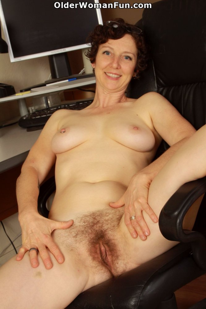Rammed nude hairy titfuck