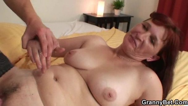Dede recommend Watching big tits cum mouth otngagged