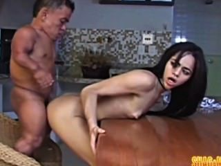 Hot Naked Pics Grannies party squirting brunette